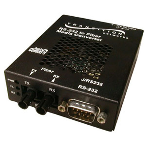 J/RS232-CF-01-NA - Transition Just Convert-IT Stand-Alone Media Converter