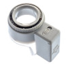 8x LED Lighted Focusing Magnifier With Scale (fls-FM8XLwb)