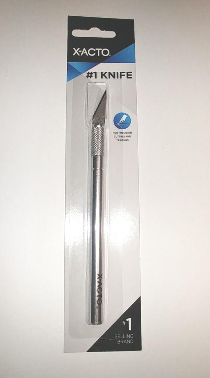 X-acto X3201 Art Knife no 1 w no 11 Blade, x3201