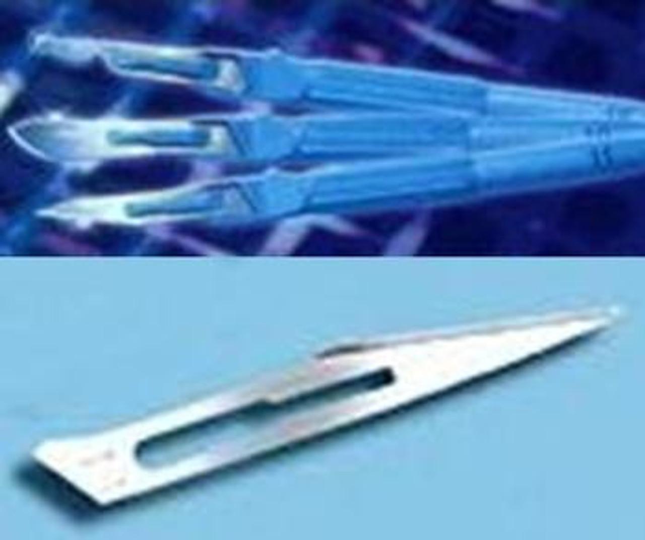 Medical Scalpel No. 11 , Disposable Surgical , SDS11