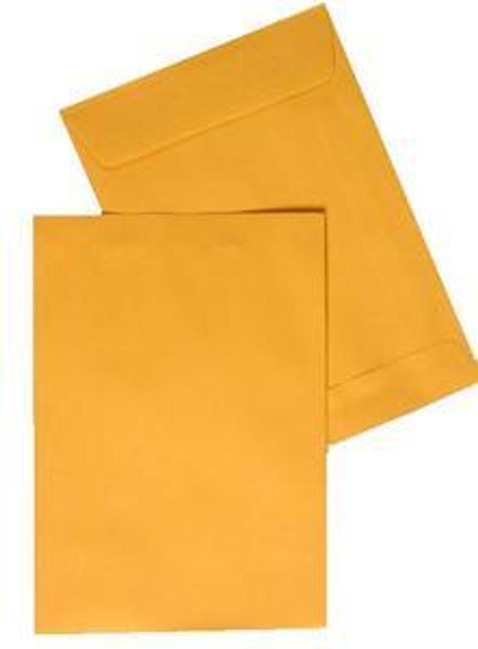 Jumbo Envelopes Large Kraft Envelope 20x25 box 250