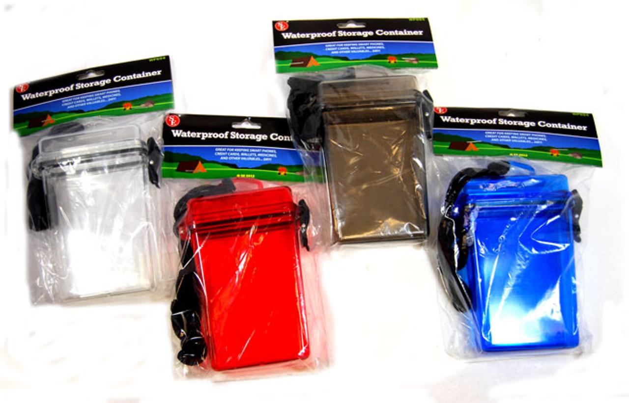 Waterproof Container Travel Money n Phone Holder (WP694) image 3