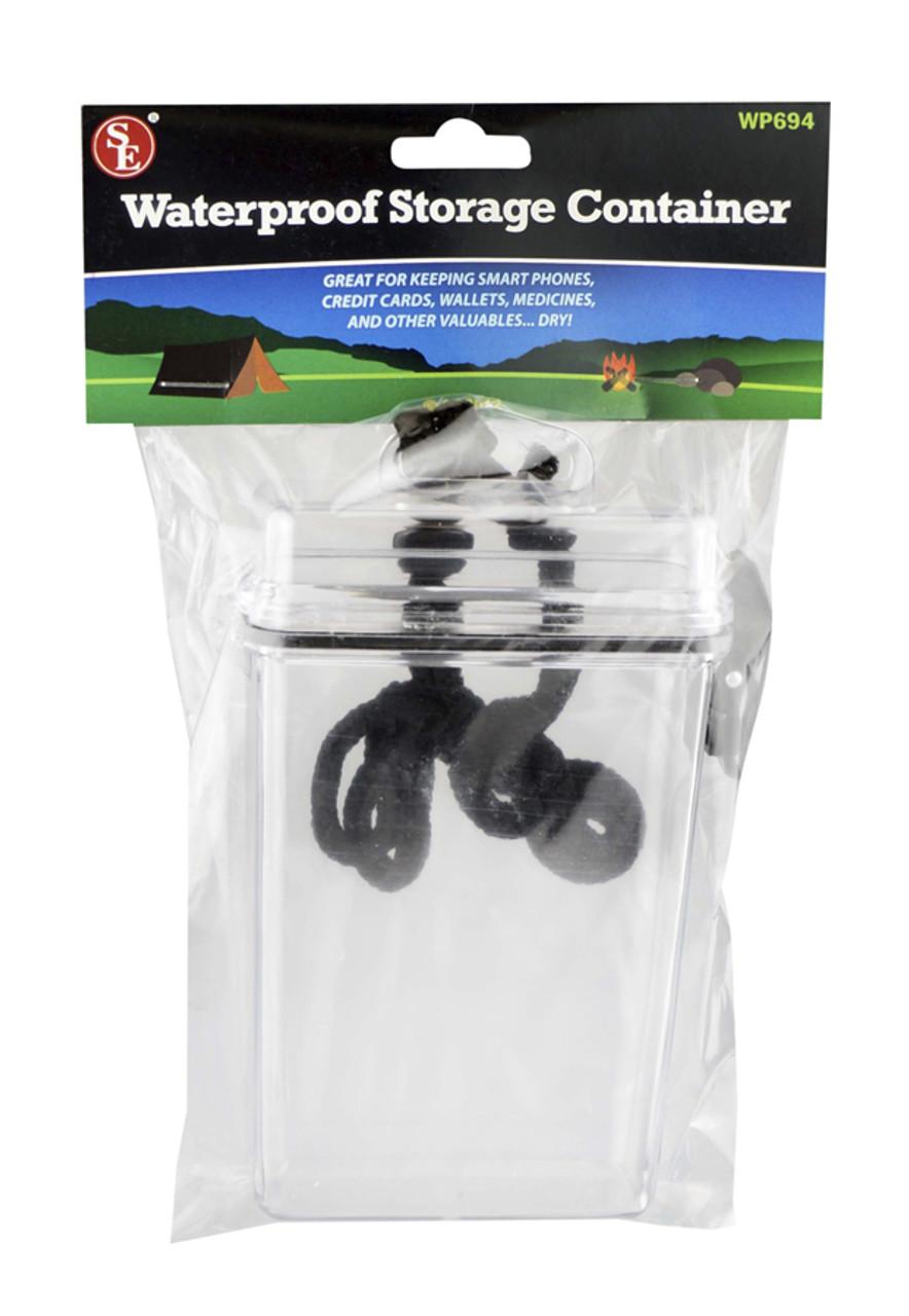 Waterproof Container Travel Money n Phone Holder (WP694) image 4
