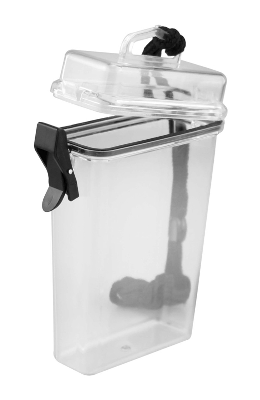 Clear Waterproof Container Travel Money n Phone Holder WP694 image 5