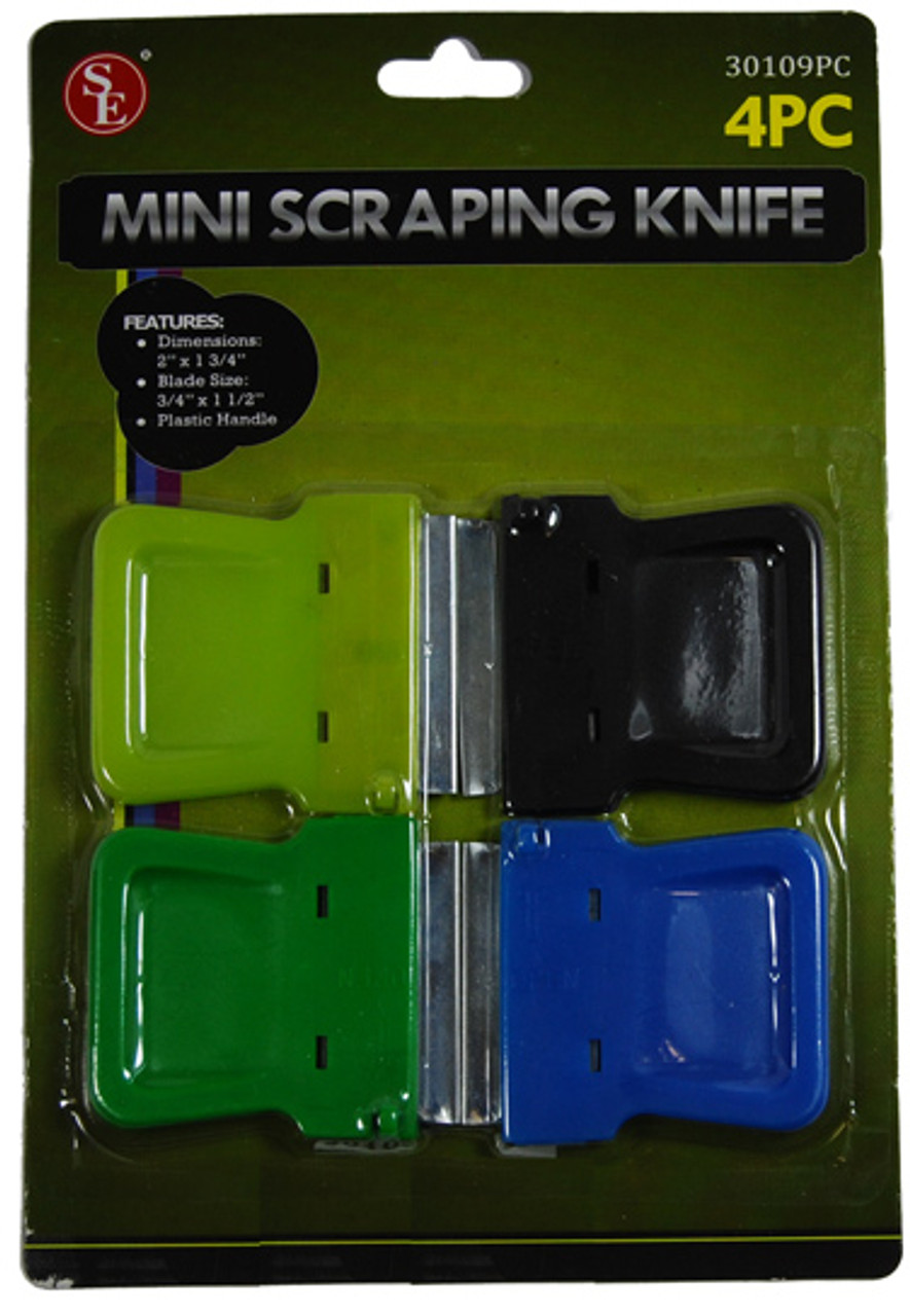 Razor Scrapers 2