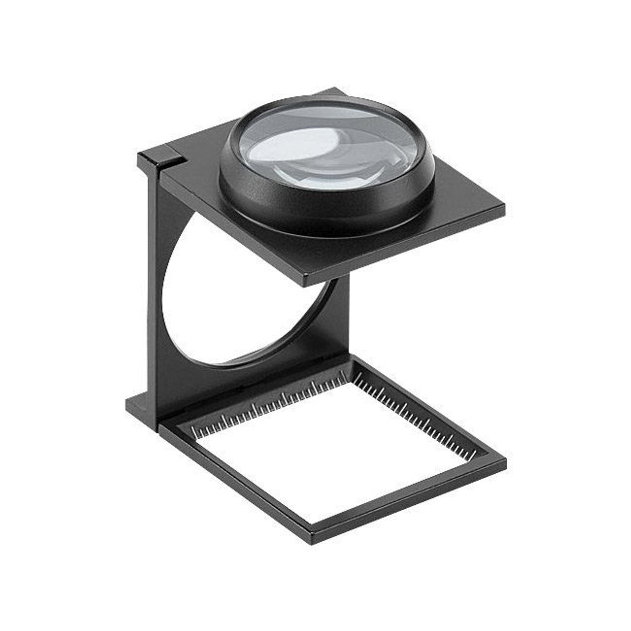 Peak 3X 52mm Measuring Magnifier Linen Tester 2003 WA3 (PK-2003-WA3) (view)