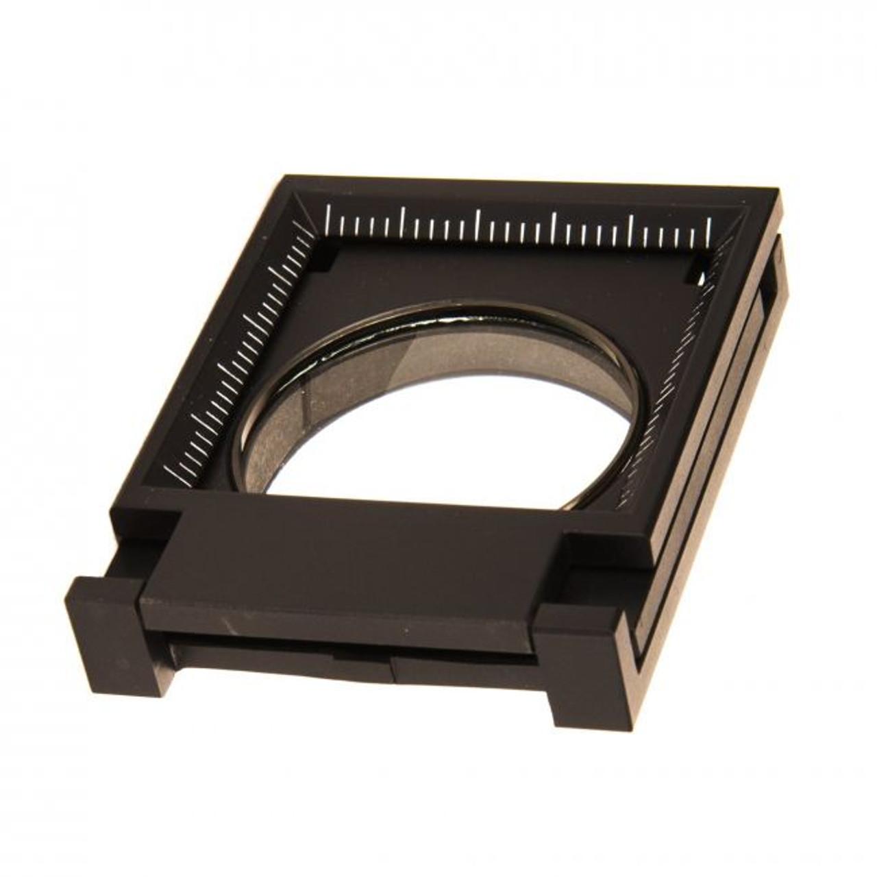 Peak 6X 25mm Zinc Measuring Magnifier Linen Tester 1006 WZ3 (PK-1006WZ3)