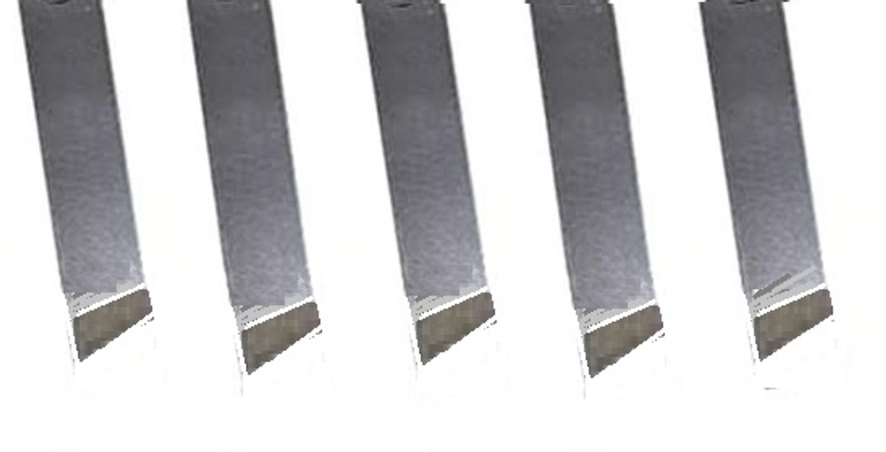 Hunt X-Acto X204 , 4 stenciling Blade 5 Pack (X204)
