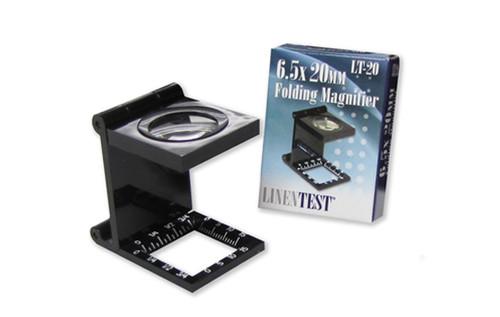 Folding Magnifier , Linen Tester , 7X LT-20 , crsn-LT20-7X