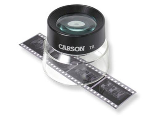 Carson Optical Magnifier 7X LumiLoupe LL-77 , CRN-LL-77