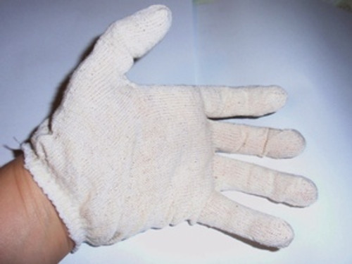 Mens Inspection Gloves Heavy Cotton Liner 1 dz (m-13651)