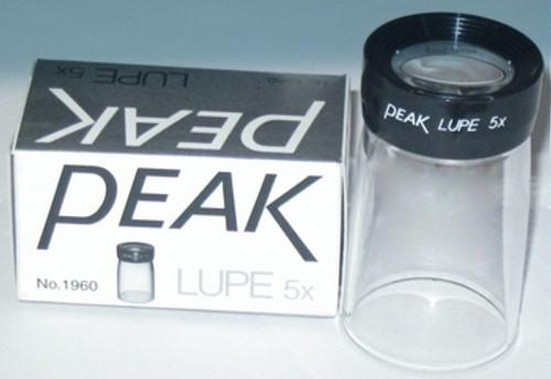 Peak 1960, 5X Magnifier loupe