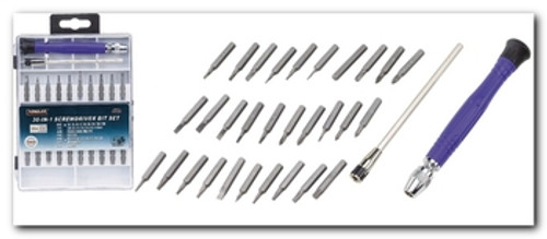 Jewelers Watch Repair Screwdriver Kit Set , so-75230SD