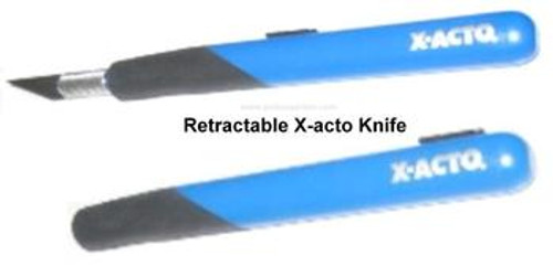 X-acto Retract-A-Blade Knife X3204