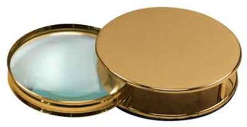 Desk Magnifier , Gold , se-MW2094G