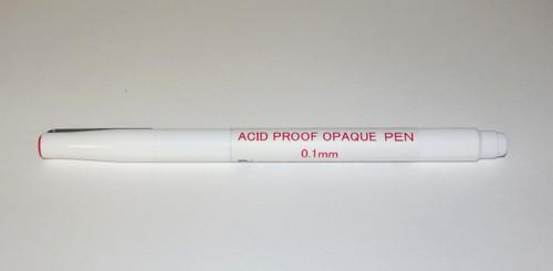 Acid Proof , PCB Pen , Etch Resist , Film Opaquer , PC-AAO-01