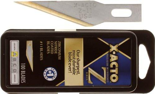 X-ACTO XZ611, 11 Blade