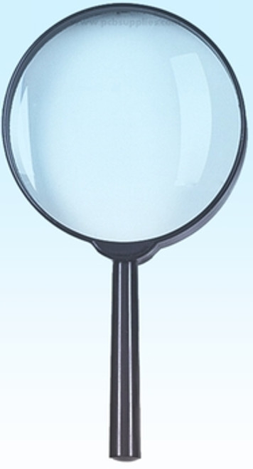 5X Magnifier, Hand held, magnifying glass