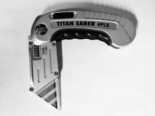 FLS Titan Saber Rapid Reload Utility Knife, 11192