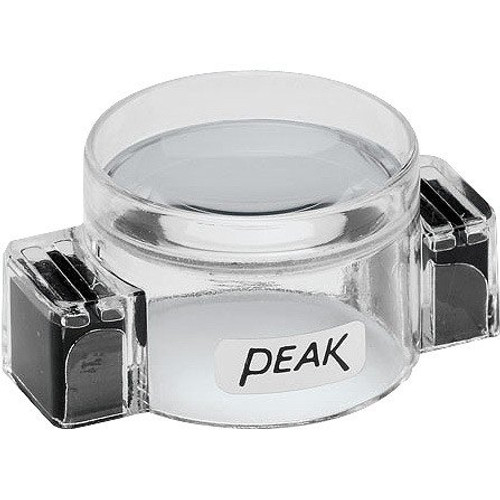 Magnetic Magnifier by Peak 5X Lupe 1986 (PK-1986)