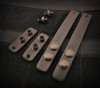 TAD Gear ShivWorks Clinch Pick Leather Straps