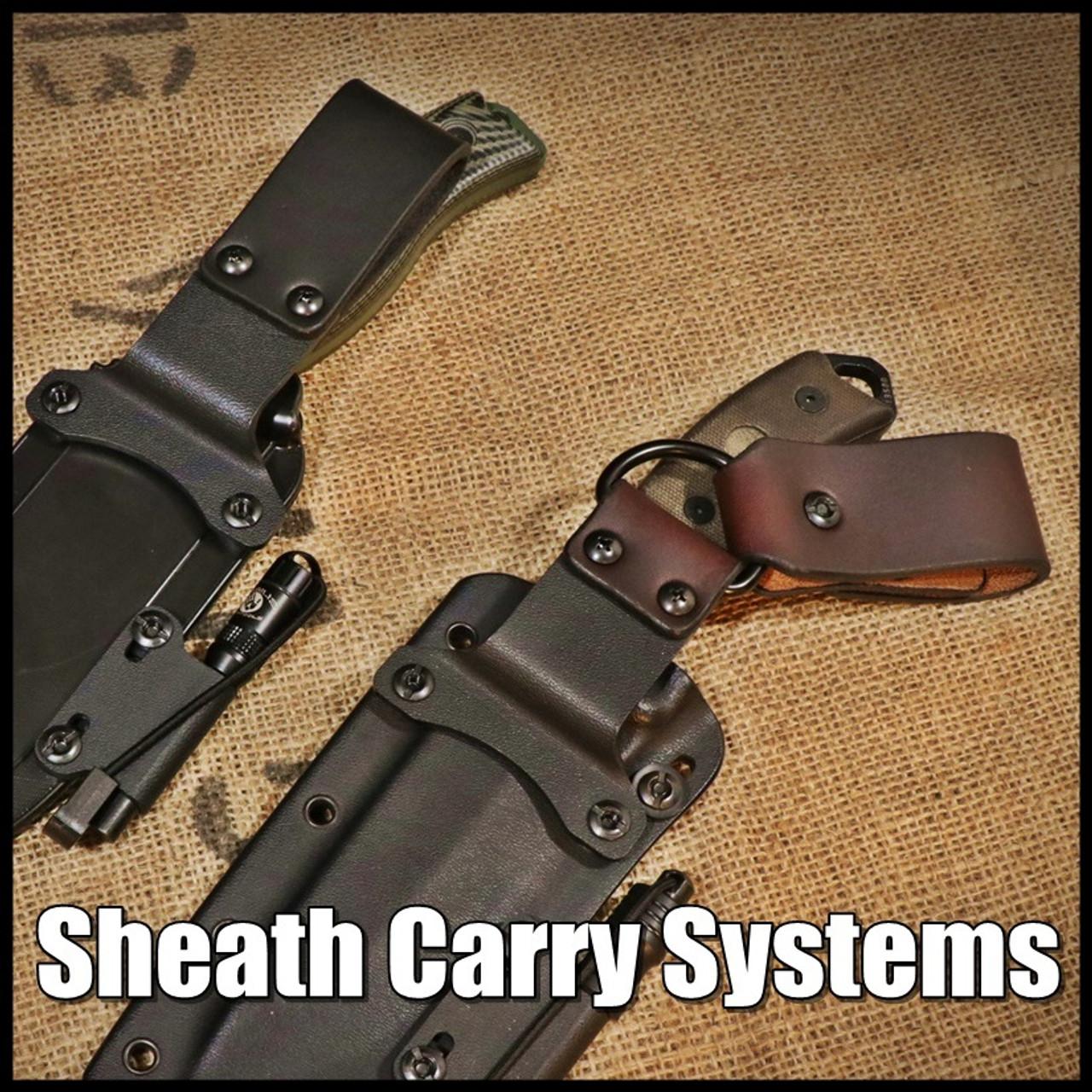 Sheath Carry Systems