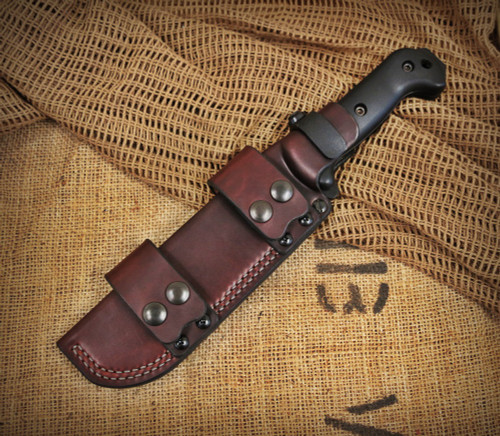 Sagewood Gear Becker BK7 KCR Scout Sheath