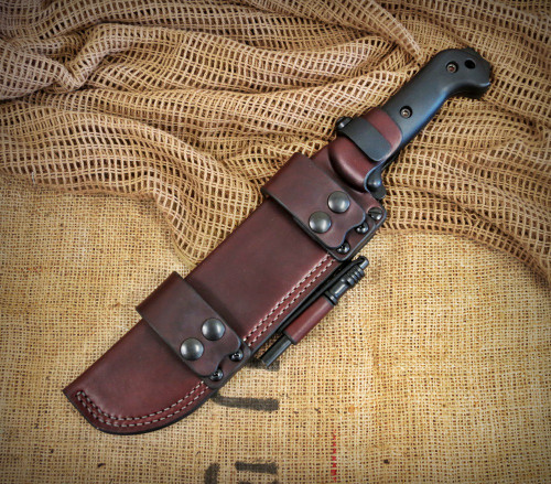 Sagewood Gear Becker BK9 KCR Scout Sheath