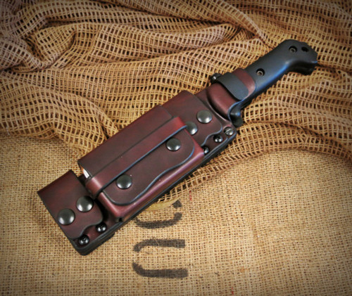 Sagewood Gear Becker BK7 Deluxe Scout Sheath