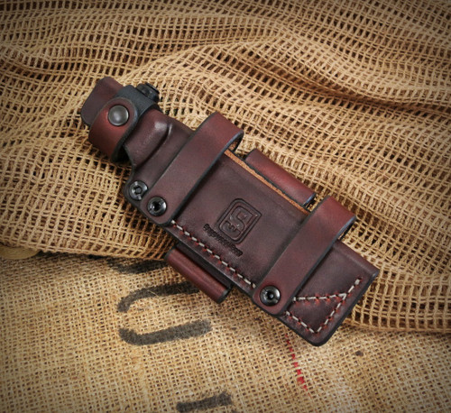ESEE Laser Strike - PRS Deluxe Scout Sheath