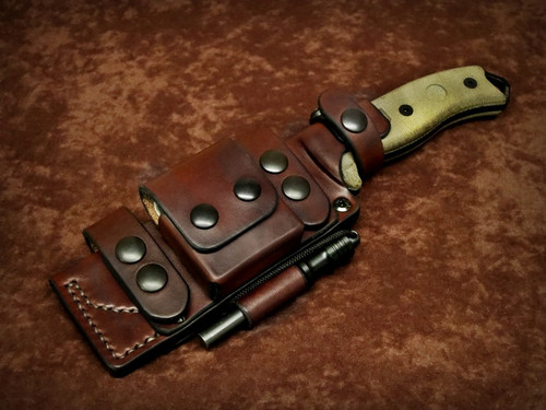 Sagewood Gear ESEE5 PRS Deluxe Scout Sheath