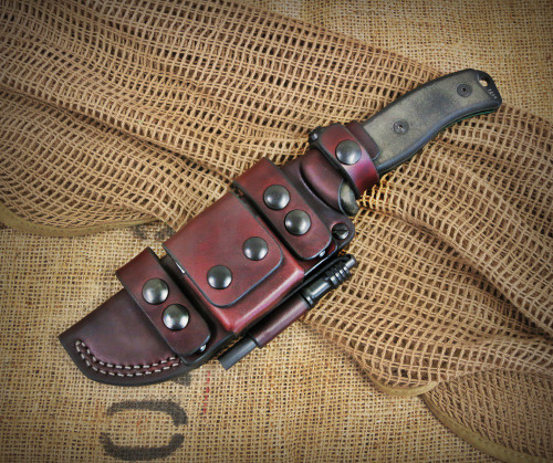 Sagewood Gear ESEE6 PRS Deluxe Scout Sheath