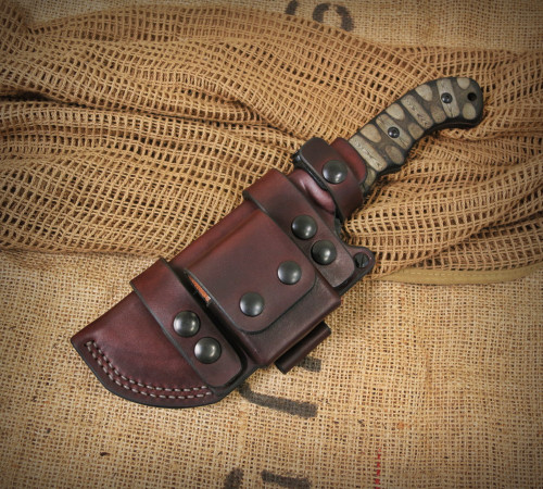 Sagewood Gear TOPS T1 Tracker Scout Sheath