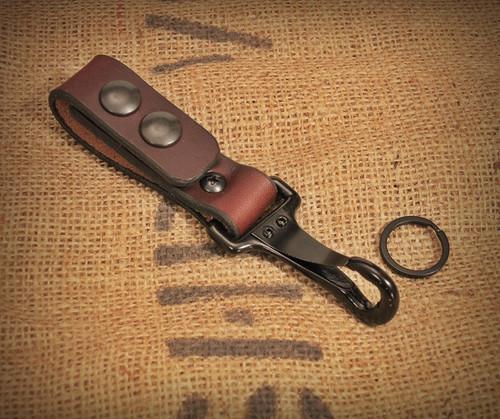 Keyring Belt Clip - Halter