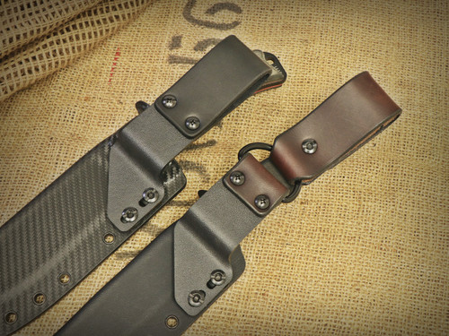 Fold Over (Taco) Sheath Belt Loop Adapter