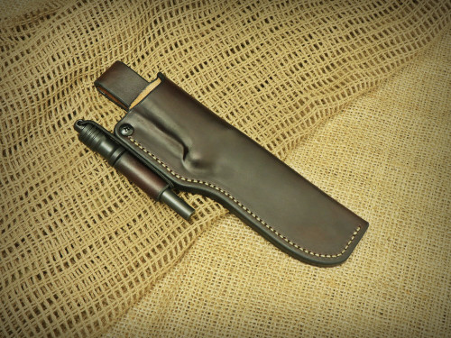 Benchmade Saddle Mountain Skinner - Bushcraft Sheath