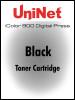 iColor 900 Digital Press Black toner cartridge