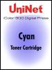iColor 900 Digital Press Cyan toner cartridge