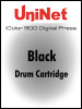 iColor 900 Digital Press Black drum cartridge