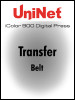 iColor 900 Digital Press Transfer Belt