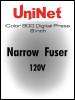iColor 900 Digital Press 8 inch Narrow Fuser 120V