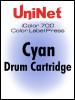 iColor 700 Digital Press Cyan drum cartridges