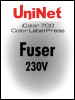 iColor 700 Digital Press Standard Fuser 230V