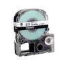 """Epson 206BWPX 1/4"""" White Glossy Polyester Label PX Tape"""
