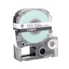 """Epson 212BWPX 1/2"""" White Glossy Polyester Label PX Tape"""