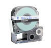 """Epson 218BLWPX 3/4"""" White Glossy Polyester Label PX Tape"""