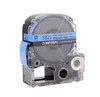 """Epson 218MTBBPX 3/4"""" Blue Glossy Magnetic PX Tape"""