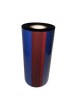 """Zebra 4.33""""x984 ft TRX-55 Premium Wax/Resin-6/Ctn thermal transfer ribbon"""