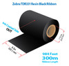 """Zebra 6.5"""" x 1476 Ft TDR325 Resin Ribbon with INK OUT 