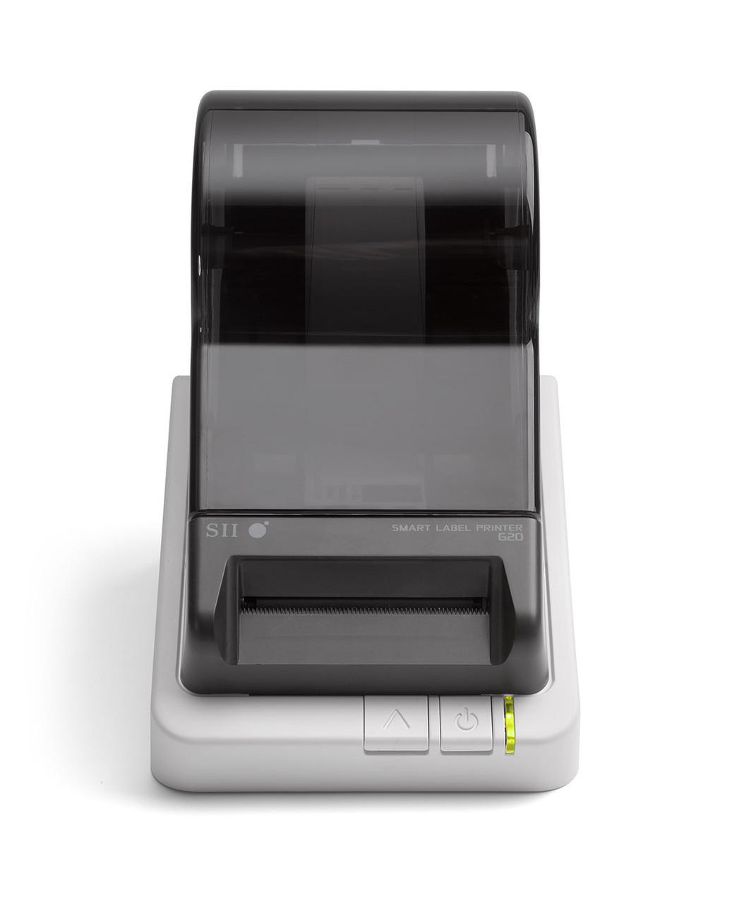 Seiko SLP 620 label printer, front view